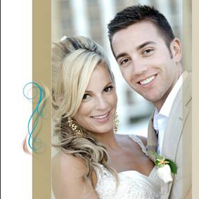 Sandpearl Resort Wedding-Coffee-Table-Book-Tampa Photo